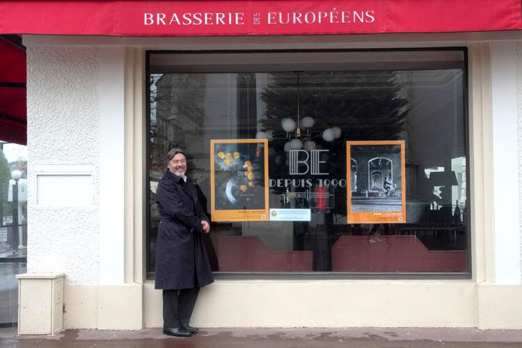 Brasserie des Européens